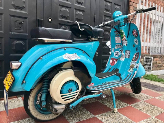 Vespa Classic Vintage