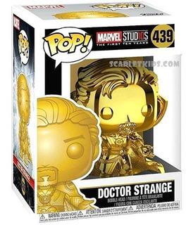 Funko Pop! Doctor Strange Marvel Studio 439 Orig Scarletkids