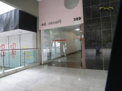 Sala Comercial Para Locação, Praia Do Canto, Vitória. - Sa0224
