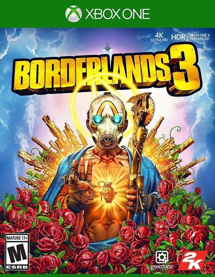 Borderlands 3 - Xbox One - Midia Fisica! Nacional!