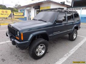 Jeep Cherokee Deportiva