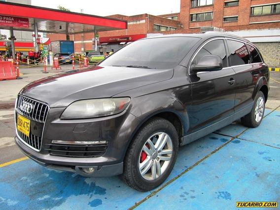 Audi Q7 3600cc 4x4 At Aa