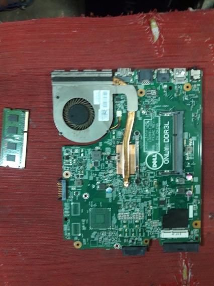 Placa Mãe Dell Core I5 4 Geracao 13269 Fx3mc Rev A00