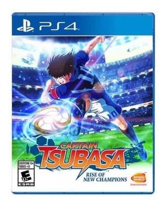 Juego Playstation Ps4 Captain Tsubasa Rise Of New Cha Tk627
