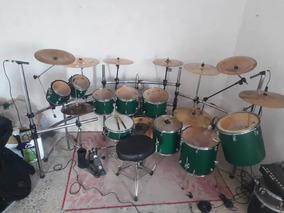 Instrumento Roubado, Bateria Mapex