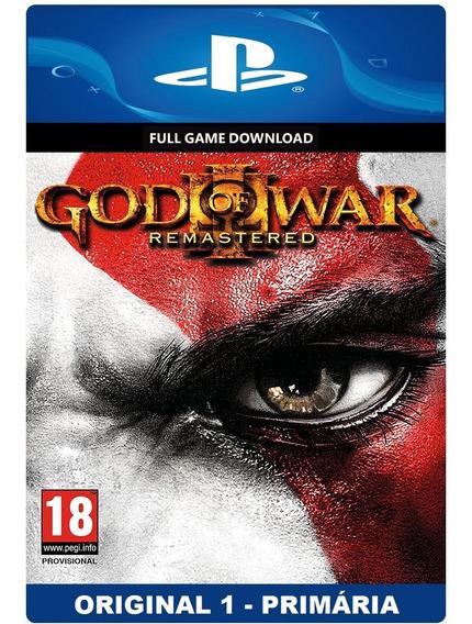 God Of War Iii Remastered - Ps4 - Digital 1