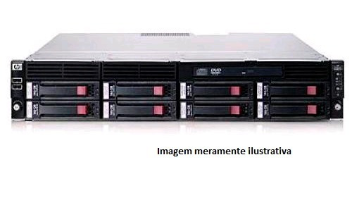 Servidor Hp Proliant Dl180 G6 32 Gb Ram 4 Hds 450 Gb Sas