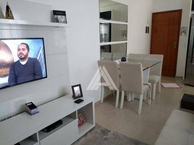 Cobertura Com 2 Dormitórios À Venda, 100 M² - Jardim Santo André - Santo André/sp - Co0889
