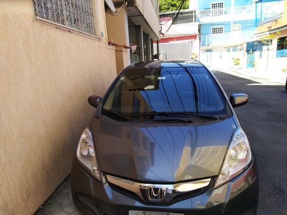 Honda Fit Lx Automático 2014
