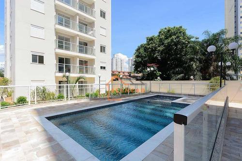 Imagem 1 de 20 de Apartamento À Venda, 50 M² Por R$ 360.000,00 - Vila Moreira - São Paulo/sp - Ap0027