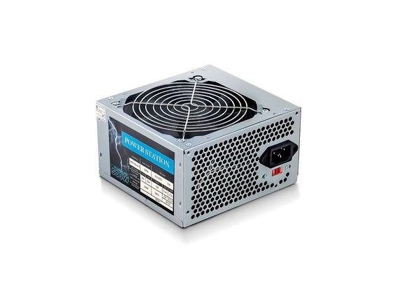 Fonte Atx Power Station 500w Gbx-500 Af-b C/caixa S/cabo