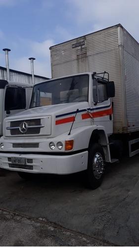 Mb 1418 - Truck Bau 8 Mts.