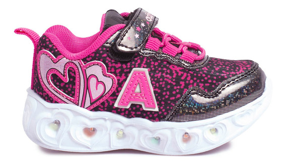 Zapatillas Addnice Corazon Baby-a9d1aaxo06an- Open Sports
