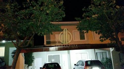 Imagem 1 de 15 de Casa Em Condomínio 3 Dormitórios Sendo 1 Suíte À Venda, Jardim Dos Hibiscos, Ribeirão Preto. - Ca0473