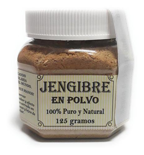 Jengibre En Polvo Natural 125 G Envio Full