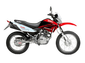 Keller Miracle 150 Evo Enduro 0km Simil Motomel Skua 150 New