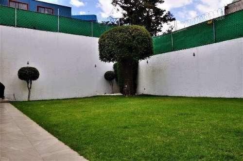 Venta Casa Una Sola Planta Jardín 100 M2 En Tlalpan