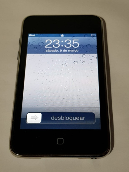 iPod Touch Apple A 1318 De 64 Gigas
