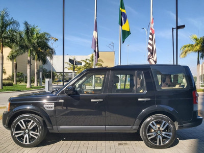 Discovery 4 5.0 V8 Supercharged Gasolina Hse 4wd Automático