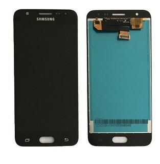 Pantalla Lcd + Tactil Completa Samsung J5 Prime Blanca Negra