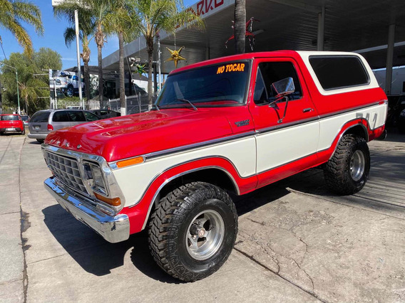 Ford Bronco Xlt 1979