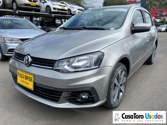 Volkswagen Gol Highline Mt 1600cc 2018