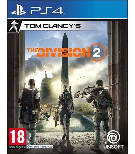 The Division 2 - Ps4 Fisico Original