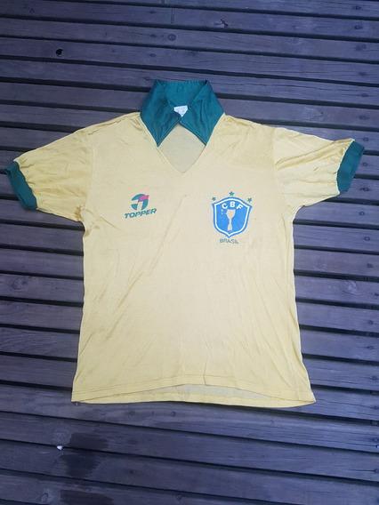 Camiseta Brasil Antiga Vintage