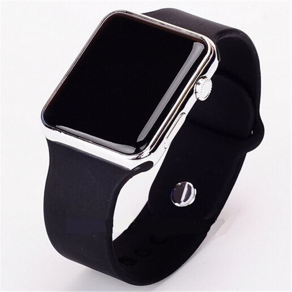 Relógio Masculino De Pulso Digital Led Importado Barato