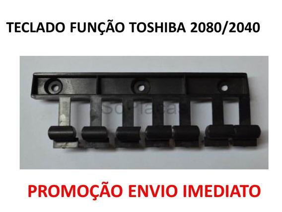 Kit 3 Peçateclado Funçao Tv Toshiba 2080/2040 Envio Imediato