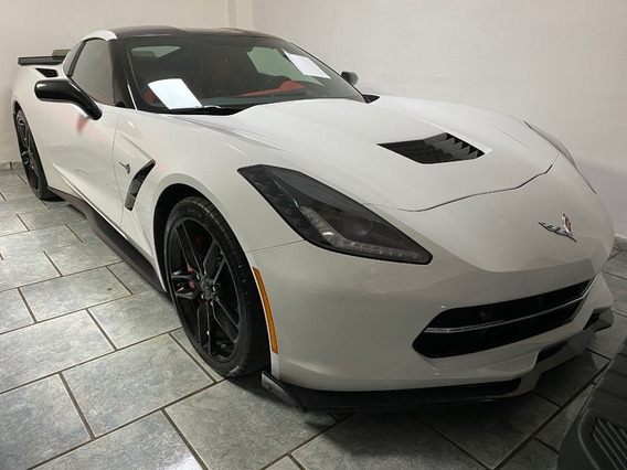 Chevrolet Corvette Stingray Z51 2017 Blanco