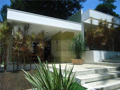 Imagem 1 de 30 de Casa Com 3 Dormitórios À Venda, 340 M² - Condomínio São Joaquim - Vinhedo/sp - Ca1944