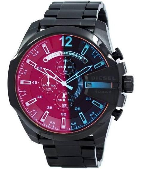 Relógio Masculino Suíço Original C/ Caixa