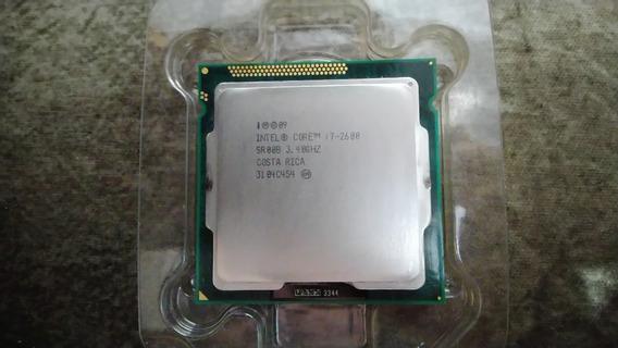 Intel Core I7-2600 3,40ghz
