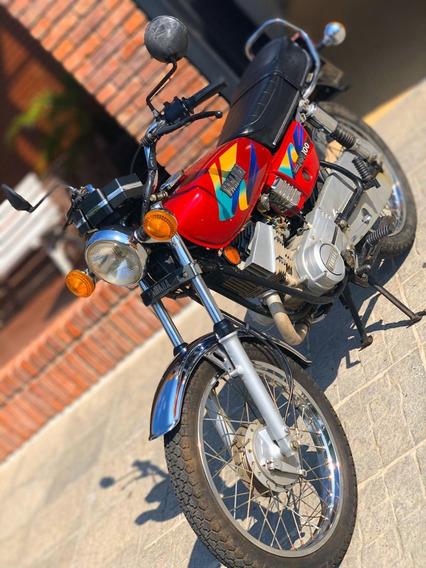 Yamaha Rx 100 Impecable (roja)