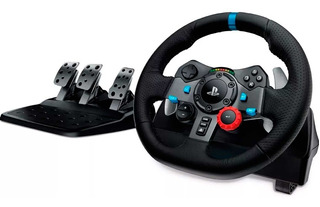 Timon Gamer Logitech G29 Driving Force Ps3 Ps4 941-000111