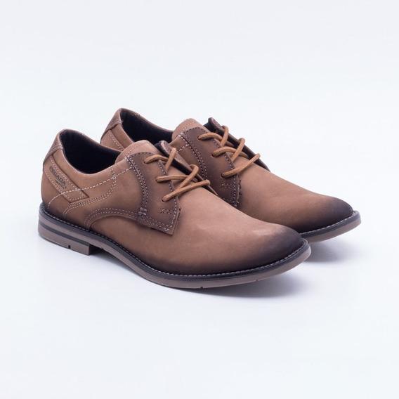 Sapato Casual Pegada Parafinado Mascavo 121972