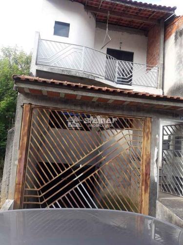 Imagem 1 de 25 de Venda Sobrado 4 Dormitórios Parque Continental Guarulhos R$ 380.000,00 - 35802v