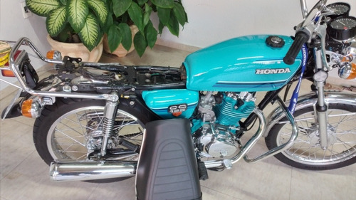Honda Cg 124 Ano 1980