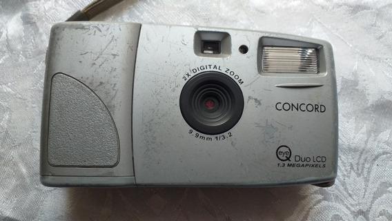 Camara De Fotos Condcord Duo Lck