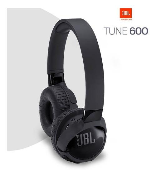 Fone Sem Fio Original Jbl Tune 600btnc Cancelamento De Ruído