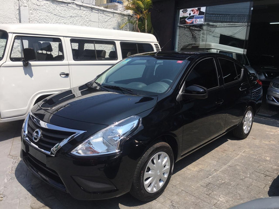 Nissan Versa 1.6 16v S 2020