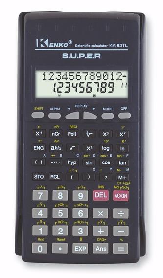 Calculadora Kenko 10 Cientifica-kk -82tl Nf