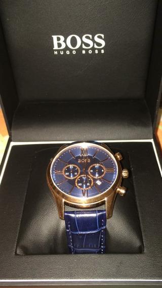 Reloj Para Caballero Hugo Boss Nuevo Y Original