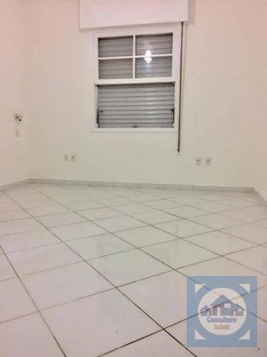 Kitnet Com 1 Dormitório À Venda, 20 M² Por R$ 167.000,00 - Embaré - Santos/sp - Kn0700