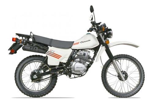 Baccio Trx 125 - Moped