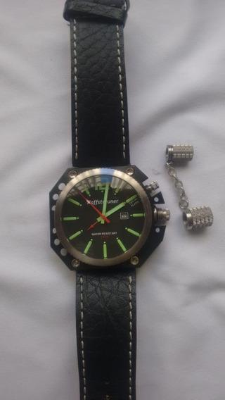 Relógio Haffstreuner Orig Germani C/ Alarme