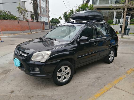 Kia Suv Sportage 2009 Dual Glp- Automatica ( Secuencial )
