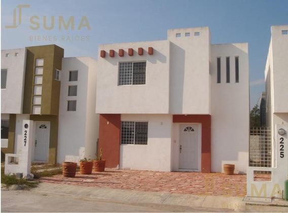 Casa En Venta En Fracc. Las Dunas, Cd. Madero