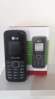 Celular Simples Modelo Lg B220 Original Ligação, Radio, Dual